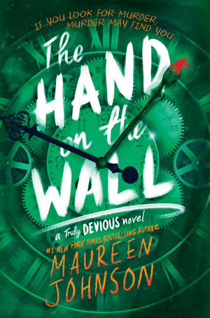 Vignette du livre The Hand on the Wall