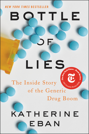 Vignette du livre Bottle of Lies