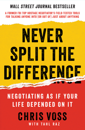 Vignette du livre Never Split the Difference