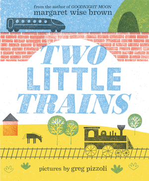 Vignette du livre Two Little Trains