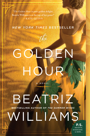 Vignette du livre The Golden Hour