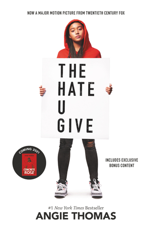 Vignette du livre The Hate U Give Movie Tie-in Edition