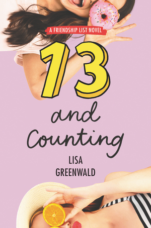 Vignette du livre Friendship List #3: 13 and Counting
