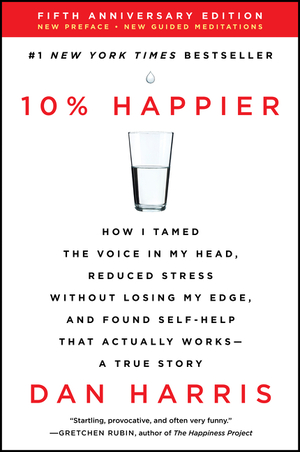 Vignette du livre 10% Happier Revised Edition