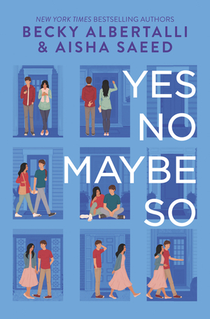 Vignette du livre Yes No Maybe So