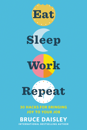 Vignette du livre Eat Sleep Work Repeat