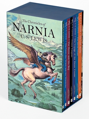 Vignette du livre The Chronicles of Narnia Full-Color Paperback 7-Book Box Set