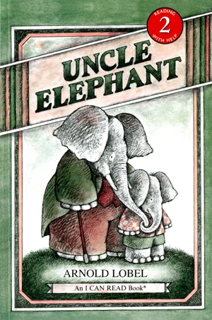 Vignette du livre Uncle Elephant