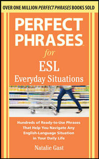 Vignette du livre Perfect Phrases for ESL Everyday Situations