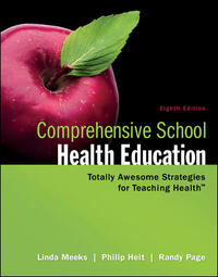 Vignette du livre Comprehensive School Health Education