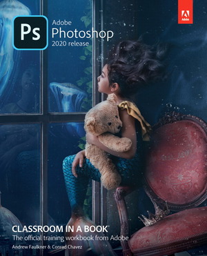 Vignette du livre Adobe Photoshop Classroom in a Book (2020 release)