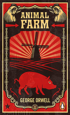 Vignette du livre Animal Farm