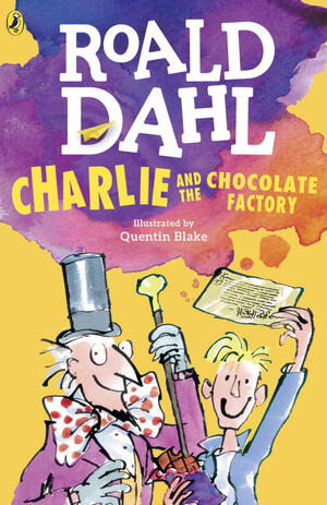 Vignette du livre Charlie and the Chocolate Factory
