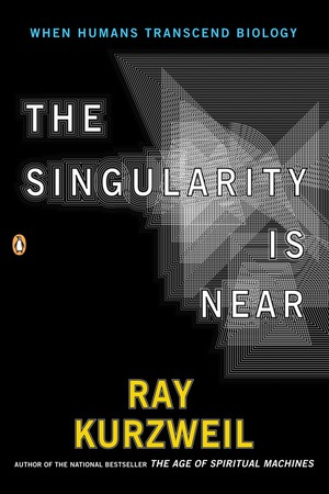 Vignette du livre The Singularity Is Near