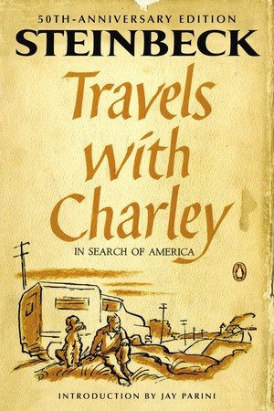 Vignette du livre Travels with Charley in Search of America