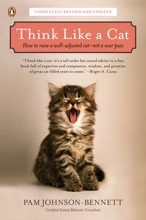 Vignette du livre Think Like a Cat