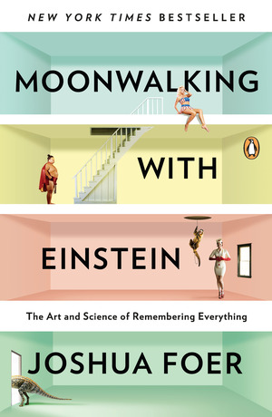 Vignette du livre Moonwalking with Einstein