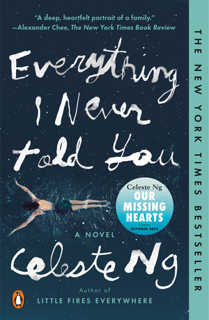 Vignette du livre Everything I Never Told You