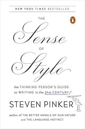 Vignette du livre The Sense of Style