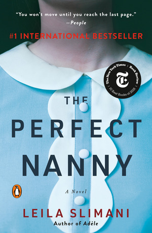 Vignette du livre The Perfect Nanny
