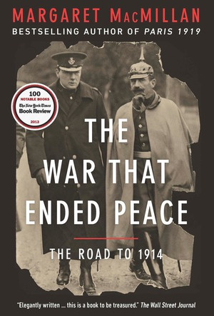 Vignette du livre The War That Ended Peace