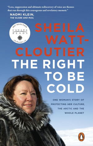 Vignette du livre The Right to Be Cold
