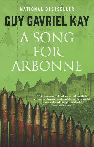 Vignette du livre A Song for Arbonne
