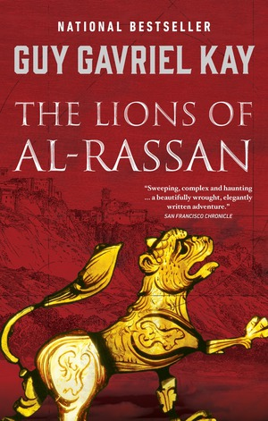 Vignette du livre The Lions of Al-Rassan
