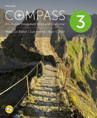 Vignette du livre Compass 3, All-in-one Integrated Skills and Grammar