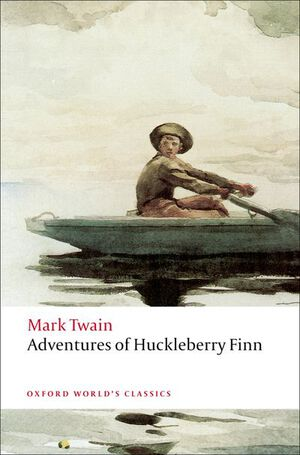 Vignette du livre Adventures of Huckleberry Finn