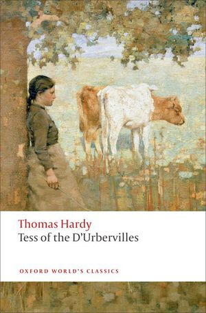 Vignette du livre Tess of the d'Urbervilles