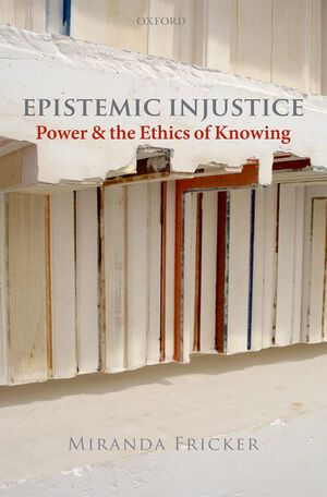 Vignette du livre Epistemic Injustice