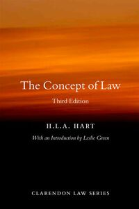 Vignette du livre The Concept of Law