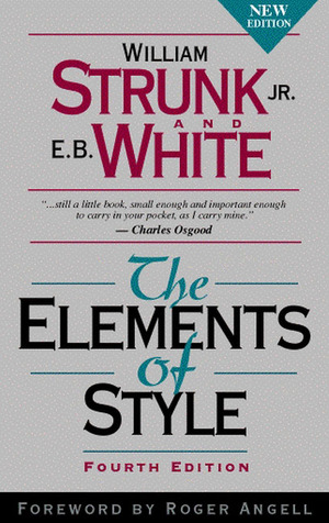 Vignette du livre Elements of Style, The