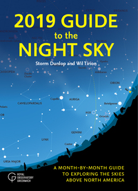 Vignette du livre 2019 Guide to the Night Sky