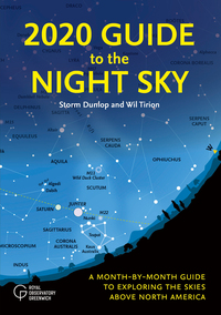 Vignette du livre 2020 Guide to the Night Sky