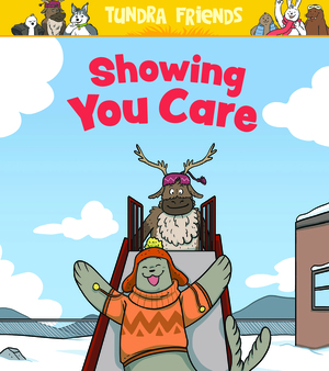 Vignette du livre Showing You Care (English)