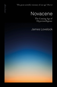Vignette du livre Novacene - James Lovelock