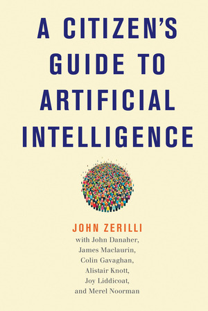 Vignette du livre A Citizen's Guide to Artificial Intelligence