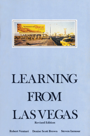 Vignette du livre Learning From Las Vegas, revised edition