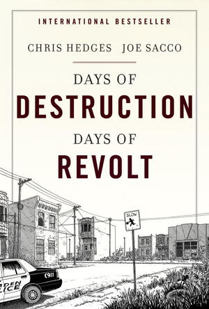 Vignette du livre Days of Destruction, Days of Revolt