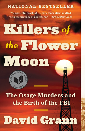 Vignette du livre Killers of the Flower Moon
