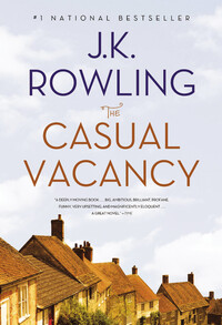 Vignette du livre The Casual Vacancy