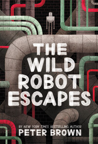 Vignette du livre The Wild Robot Escapes