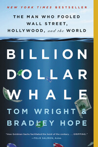 Vignette du livre Billion Dollar Whale