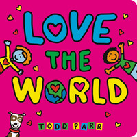 Vignette du livre Love the World