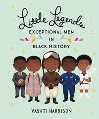 Vignette du livre Little Legends: Exceptional Men in Black History