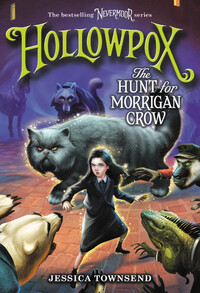 Vignette du livre Hollowpox: The Hunt for Morrigan Crow