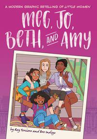 Vignette du livre Meg, Jo, Beth, and Amy: A Graphic Novel