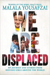 Vignette du livre We Are Displaced